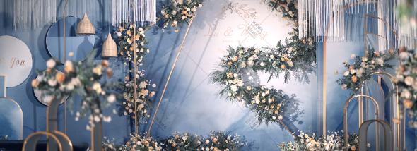 两江丽景酒店-蓝·漾 婚礼图片