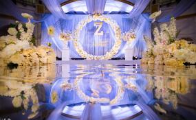 四川省成都市温江区柳城街道文化路328号温江印象酒店-花的倒影婚礼图片