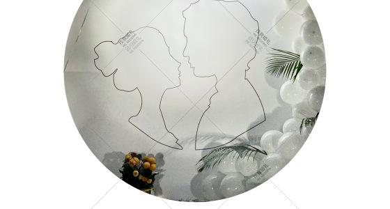 国色天香跨年小清新求婚大作战-婚礼策划图片