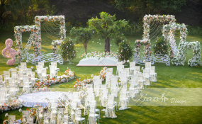 红鼎高尔夫-缱绻婚礼图片