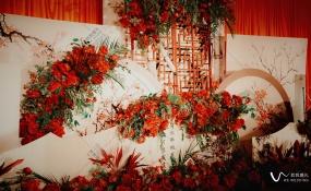 泰合索菲特大饭店-中式回门宴婚礼图片
