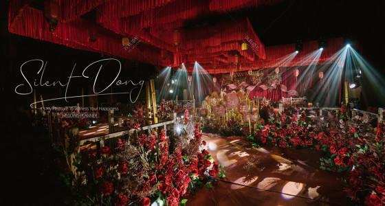 红尘初霞至人间白头-婚礼策划图片