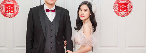 和淦·香城竹韵-复古气质婚礼图片