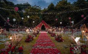 玫瑰花园 案例图片