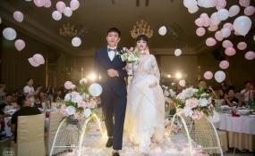 黄大师爱心酒店-《携手》婚礼图片