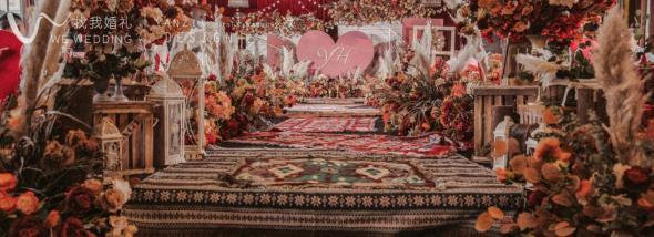 天来大酒店-一盘糖醋排骨开始的爱情婚礼图片