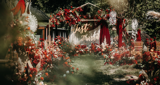 Claret-婚礼策划图片