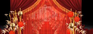 《缱绻》-白室内主题婚礼照片