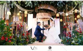 潘记新安德饭店-新安德酒店 午宴 单机 圣诞风婚礼图片