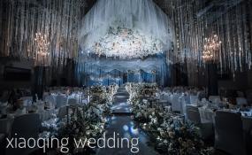 世纪城洲际酒店(天府厅)-你的爱逆光而来婚礼图片