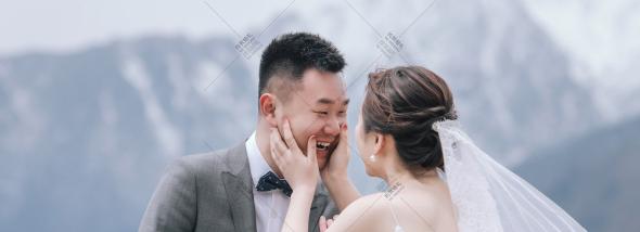 甘孜海螺沟七号营地客栈-云中牧场婚礼图片