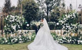 东亭园林酒店-绿野仙踪婚礼图片