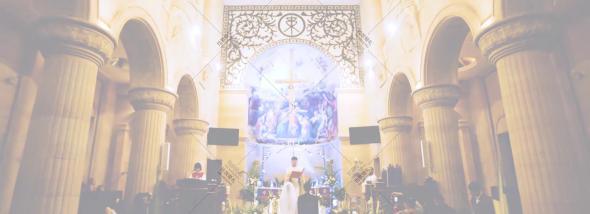 华尔顿-唯美教堂婚礼图片