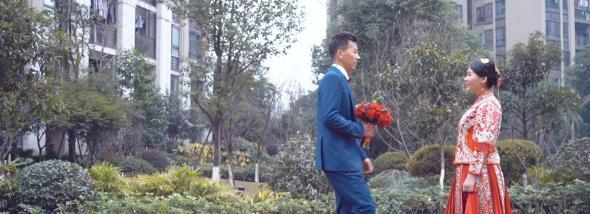 俏巴渝(重庆SM广场)-双机精剪婚礼图片