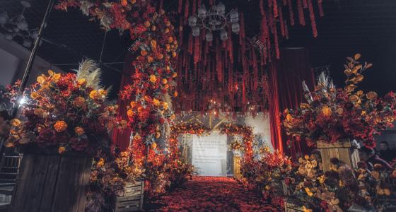 花有归期 爱无期-婚礼策划图片