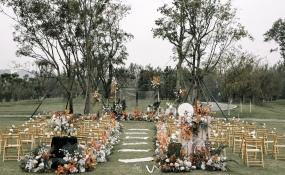 红杏酒家(金府店)-轻复古婚礼图片