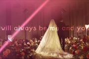 新娘笑的很灿烂-婚礼摄像图片