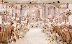 盈田酒店-始于心动,终于白首婚礼图片