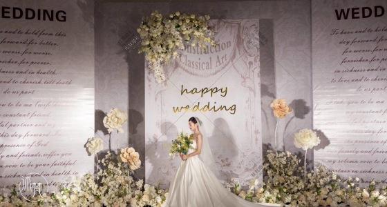 HAPPY WEDDING-婚礼策划图片