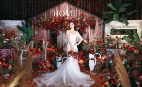 马旺子-嫁给爱情婚礼图片