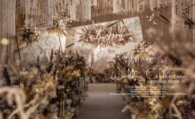 星辰航都国际酒店销售中心-《缱绻》婚礼图片
