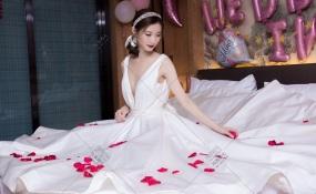 成都尊悦豪生酒店-简约韩式婚礼图片
