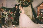 复古婚礼-婚礼摄影图片