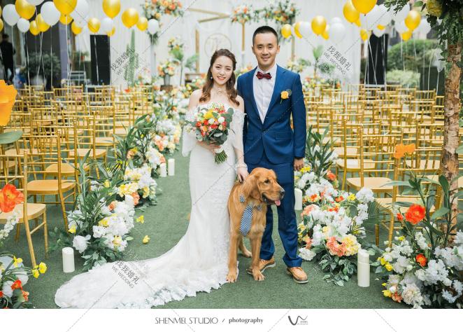 新娘全程跟妆图片