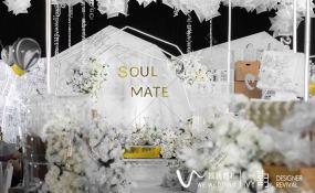 重庆市重庆市渝北区新牌坊一路1号人才大厦创世纪宾馆-SOUL MATE婚礼图片