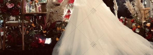 西蜀森林酒店-复古风格婚礼图片