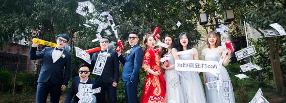 凤凰国际大酒店-韩式婚礼婚礼图片