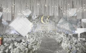 艾克美雅阁大酒店-你就是我最好的礼物婚礼图片