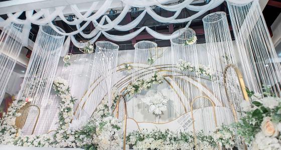 八月里的时光-婚礼策划图片