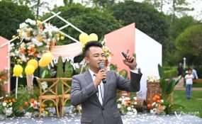 校园主题婚礼 案例图片