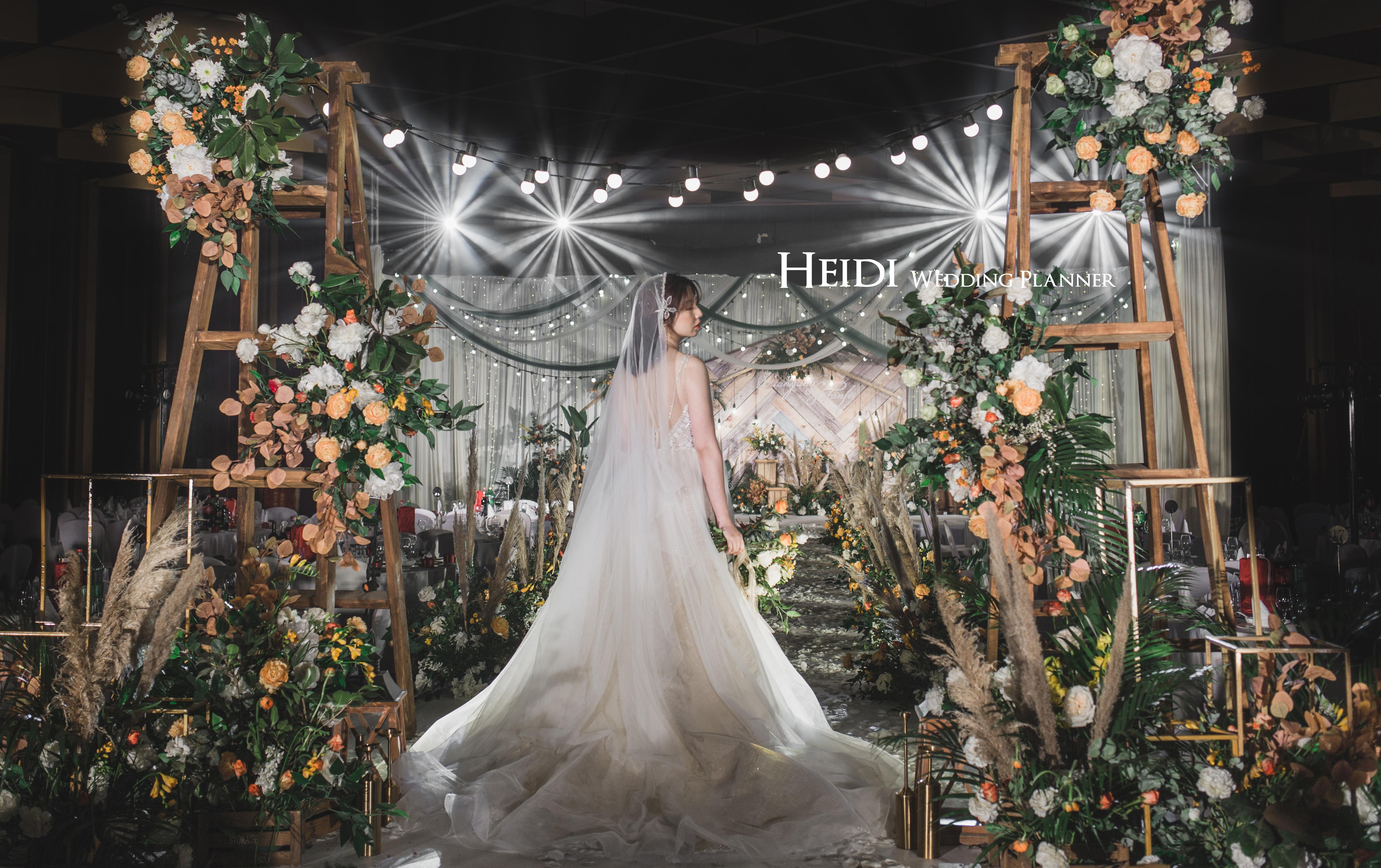 绿洲婚礼图片