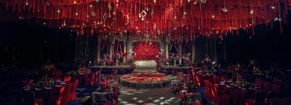 南昌万达嘉华度假酒店-卡农婚礼图片
