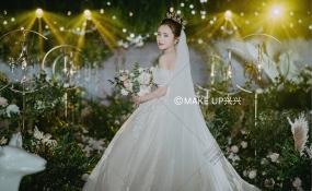 成都总府皇冠假日酒店-森系公主婚礼图片