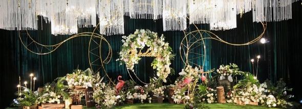 和淦·香城竹韵-《寻爱》婚礼图片