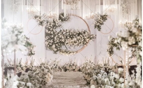 """东篱翠湖-《""""指""""爱你》婚礼图片"""