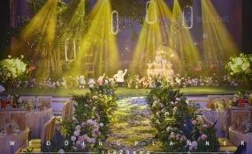 四川省成都市武侯区我的城堡-多啦A梦的森林冒险婚礼图片