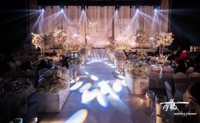三台天鹅川菜馆-《聆听》婚礼图片