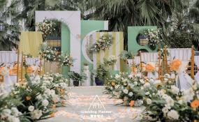宽悦花园酒店(茶园地铁站店)-户外露台婚礼婚礼图片
