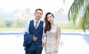 黄龙溪谷(东北门)-森系户外婚礼图片
