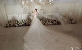 席锦酒家-白色婚礼图片