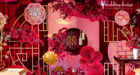 红窗影-婚礼策划图片
