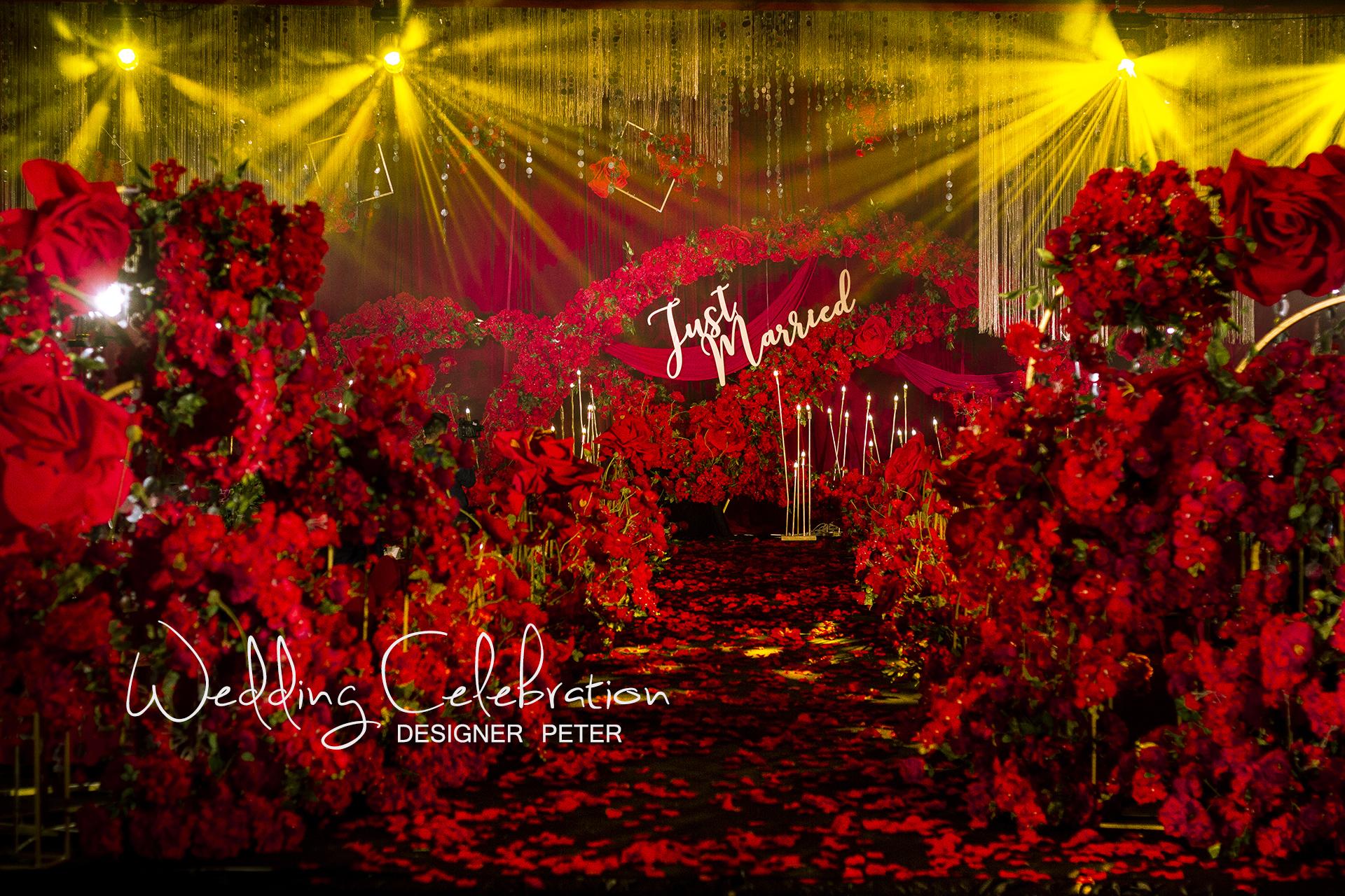 《红金》婚礼图片