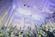 友豪罗曼温馨蓝色系婚礼-婚礼摄像图片