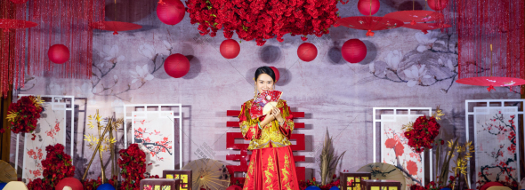天府丽都喜来登饭店-婚礼婚礼图片