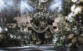 黍森豪丽度假酒店-《爱的模样》婚礼图片