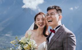 浮云牧场-目的地婚礼婚礼图片